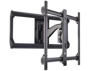 10 Inch Full Motion Wall Mount for 37-65 Inch Flat Panel TVs
