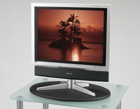 Accurate View LCD TV Swivel Turntable