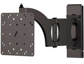 VisionMount Full Motion Wall Mount for 15-40 inch LCD TVs