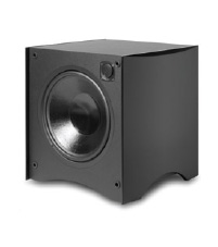 "Atlantic Technology Powered Box Subwoofer 12"" 325W"