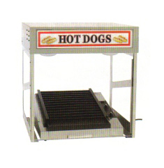 Hot Dog Bun Cabinet Merchandiser