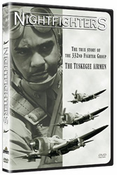 Nightfighters: The True Story of the 332nd Fighter Group, Tuskgee Airmen DVD - www.ihfhilm.com