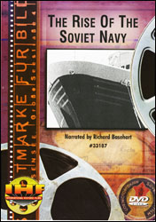 Rise of the Soviet Navy DVD (Soviet  Sea Power) Richard Basehart - www.ihfhilm.com