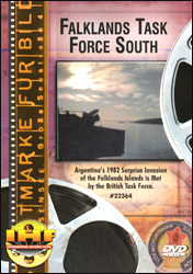 Falklands Task Force South DVD - www.ihfhilm.com