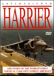 Harrier: The Story Of The World's First Vertical Take-Off Combat Aircraft DVD - www.ihfhilm.com