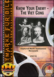 Know Your Enemy Viet Cong DVD - www.ihfhilm.com