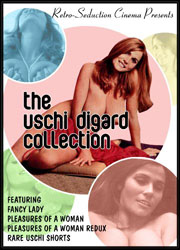 The Uschi Digard Collection DVD - www.ihfhilm.com