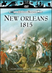 New Orleans 1815 DVD (War of 1812) - www.ihfhilm.com