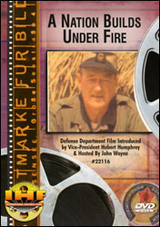 A Nation Builds Under Fire DVD (Vietnam War) - www.ihfhilm.com