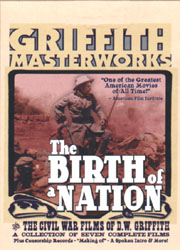 The Birth Of A Nation DVD (DW Griffith) - www.ihfhilm.com