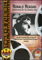Ronald Reagan - Identification of the Japanese Zero DVD - www.ihfhilm.com