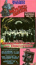 Experimentation And Discovery (Volume 3) (VHS Tape) - www.ihfhilm.com
