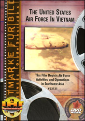 The United States Air Force In Vietnam DVD - www.ihfhilm.com