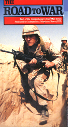 Part Of The Comprehensive Gulf War Series: The Road To War (VHS Tape) - www.ihfhilm.com