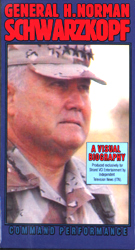 General H. Norman Schwarzkopf: A Visual Biography (VHS Tape) - www.ihfhilm.com
