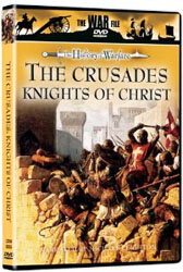 The Crusades: Knights of Christ DVD - www.ihfhilm.com