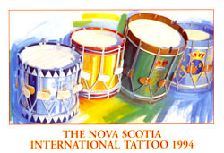 Nova Scotia International Tattoo - 1994 (Military Tattoo) (VHS Tape) - www.ihfhilm.com