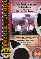 Navy Adviser In Vietnam: The River Force & The Coastal Junk Force DVD - www.ihfhilm.com