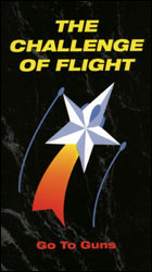 Challenge Of Flight: Go to Guns  (VHS Tape) - www.ihfhilm.com