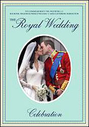 The Royal Wedding: His Royal Highness Prince William And Miss Catherine Middleton DVD - www.ihfhilm.com