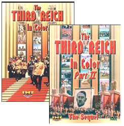 Third Reich In Color & Part 2: The Sequel (DVD): K53 Special - www.ihfhilm.com