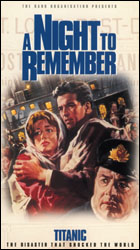 Night To Remember  (VHS Tape) - www.ihfhilm.com