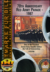 70th Anniversary Red Army Parade-1987 DVD - www.ihfhilm.com