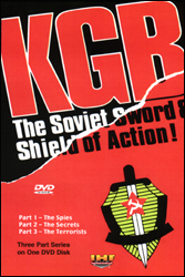 KGB - The Soviet Sword & Shield of Action DVD - www.ihfhilm.com