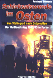 Turning Point In The East-From Stalingrad To East Prussia-Russian Campaign 1943/45 In Color (BOOK) - www.ihfhilm.com