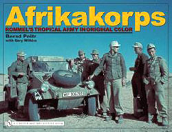 Afrikakorps Rommel's Tropical Army In Color Book - www.ihfhilm.com