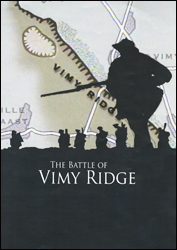 The Battle For Vimy Ridge DVD - www.ihfhilm.com