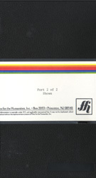 Showa. Part1 And Part 2 (VHS Tape) - www.ihfhilm.com