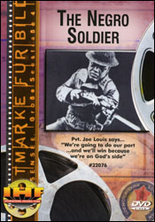 Negro Soldier, The DVD - www.ihfhilm.com
