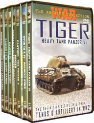 German Tank 10 DVD Set DVD - www.ihfhilm.com