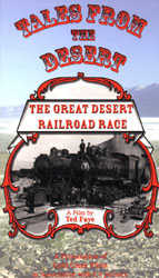 The Great Desert Railroad Race (VHS Tape) - www.ihfhilm.com