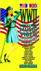 WW2 The Music Videos: The Songs We Sang, The Stars We Loved DVD - www.ihfhilm.com