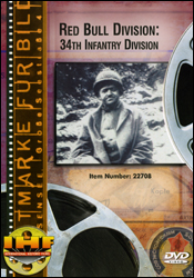 Red Bull Division: 34th Infantry Division (WWII) DVD - www.ihfhilm.com