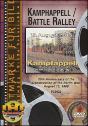 Kampfappell / Battle Ralley (25th Anniversary of the Construction of the Berlin Wall) DVD - www.ihfhilm.com