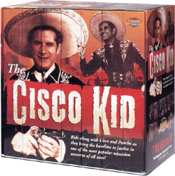 Cisco Kid (Duncan Renaldo / Leo Carrillo) (VHS Tape) - www.ihfhilm.com