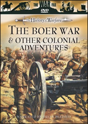 Boer War & Other Colonial Adventures DVD - www.ihfhilm.com