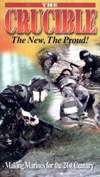 The Crucible: Making Marines For The 21st Century  (VHS Tape) - www.ihfhilm.com