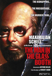 Man In The Glass Booth (DVD) - www.ihfhilm.com