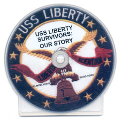 USS Liberty Survivors: Our Story DVD - www.ihfhilm.com