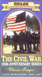 The Civil War : Shilon :Surprise And Slaughter In Tennessee, 1862 (VHS Tape) - www.ihfhilm.com