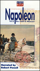Napolean: 1812 The Road To Moscow  (VHS Tape) - www.ihfhilm.com