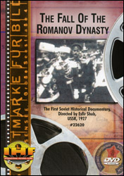 Fall Of Romanov Dynasty DVD - www.ihfhilm.com