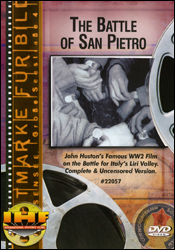 The Battle Of San Pietro (WWII) DVD - www.ihfhilm.com