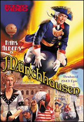 Munchhausen - The Restored 1943 UFA Epic DVD - www.ihfhilm.com