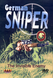 The German Sniper: The Invisible Enemy DVD - www.ihfhilm.com