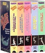 The Movies Begin --- 5 Volume Boxed Set (Cinema History) (VHS Tape) - www.ihfhilm.com